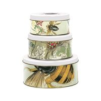 Insects Curios Nesting Tins
