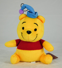 Winnie-the-Pooh small plush - Party