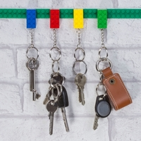 Key Bricks Keyrings & Holder
