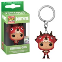 Fortnite - Tricera Ops Pop! Keychain