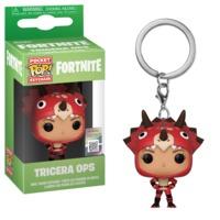 Fortnite - Tricera Ops Pop! Keychain image