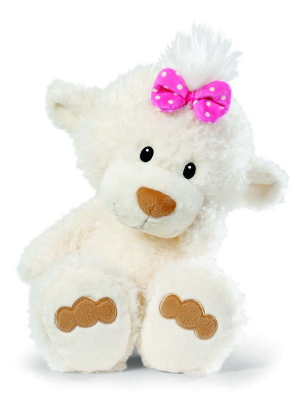 Nici: Little Sister Bear - 30cm Plush