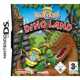 Clever Kids: Dino Land for Nintendo DS