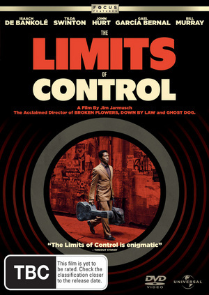 The Limits of Control on DVD