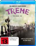 Treme - The Complete Fourth Season on Blu-ray