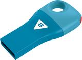 8GB Emtec Car Key USB 2.0 Flashdrive (Blue)