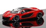 Scalextric: DPR McLaren P1 Volcano Orange