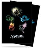 Magic: Mana 4 Deck Protectors - Symbols