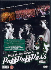 Snoop Dogg: Puff Puff Pass Tour on DVD