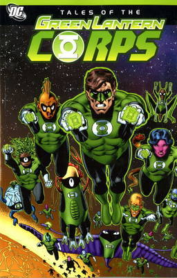 Tales of the Green Lantern Corps: v. 2 by Alan Moore