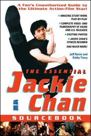 The Essential Jackie Chan Source Book by Jeff Rovin image