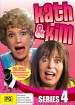 Kath & Kim - Series 4 (1 Disc) on DVD