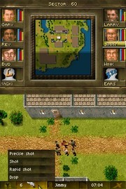 Jagged Alliance for Nintendo DS image