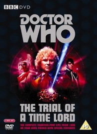 Doctor Who: The Trial of a Timelord on DVD
