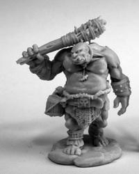 Dark Heaven: Bones - Bones Ogre Guard