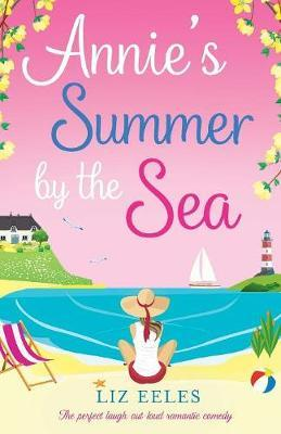 Annie's Summer by the Sea by Liz Eeles image