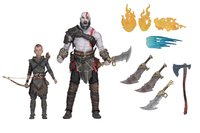 "God of War: Kratos & Atreus - 7"" Action Figure 2-pack"