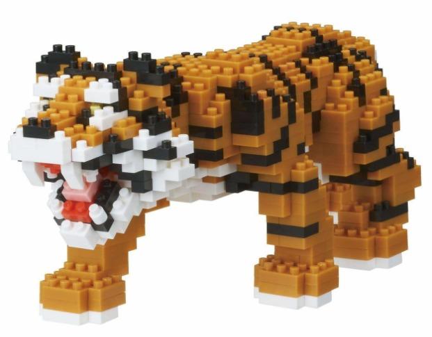 nanoblock: Challenger Series - Tiger DX