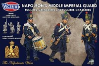Victrix: Napoleon's Middle Imperial Guard