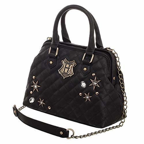 Harry Potter Back to Hogwarts Quilted Embellished Handbag