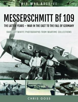 MESSERSCHMITT Bf 109 by Chris Goss