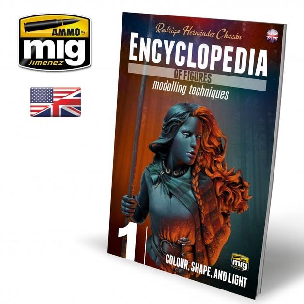 Encyclopedia of Figures Vol.1: Colour, Shape & Light
