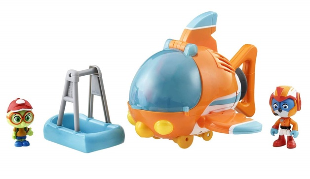Top Wing: Swift Flash Wing - Rescue Playset