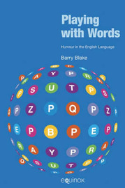 Playing with Words by Barry J. Blake image