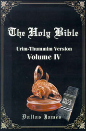 Holy Bible by Dallas James image