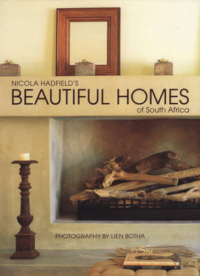 Nicola Hadfield's Beautiful Homes of South Africa by Nicola Hadfield image