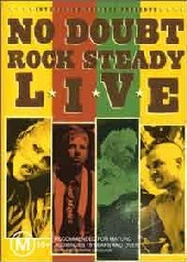 No Doubt - Rock Steady Live on DVD