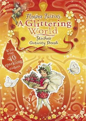 Flower Fairies: A Glittering World: Sticker Activity Book by Cicely Mary Barker image