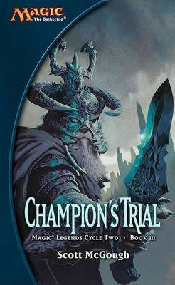 Champion's Trial by Scott McGough image