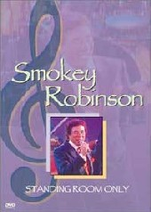 Smokey Robinson - Standing Room Only on DVD