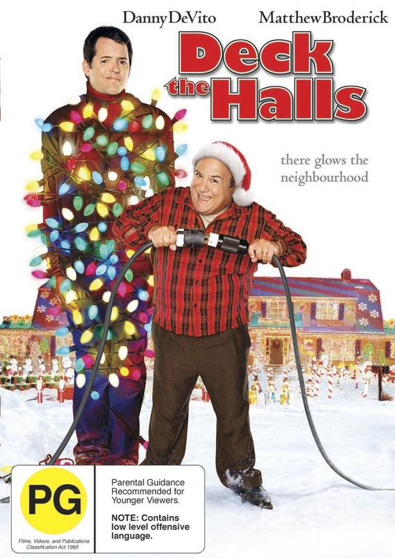 Deck The Halls on DVD