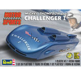 Revell Mickey Thompson Challenger I Car with Figure 1/25 Model Kit