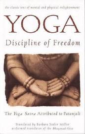 Yoga by Barbara Stoler Miller image