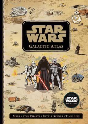Star Wars: Galactic Atlas by Lucasfilm Ltd image