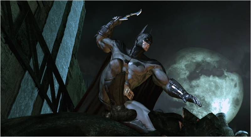 Batman: Arkham Asylum Game of the Year Edition (Platinum) for PS3 image