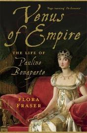 Venus of Empire by Flora Fraser image
