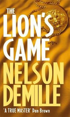 The Lion's Game by Nelson DeMille image