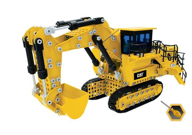 CAT: Master Operator Mining Excavator R/C