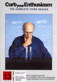 Curb Your Enthusiasm - Complete Season 3 (2 Disc Set) on DVD image