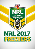NRL Premiers 2017 Team B on DVD
