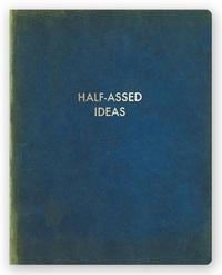 Mincing Mockingbird: Half-Assed - Journal