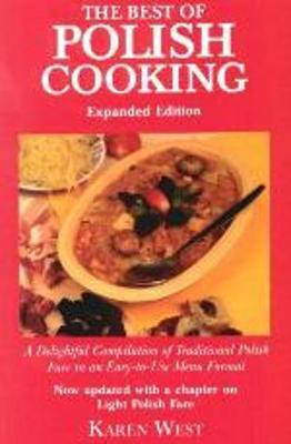 The Best of Polish Cooking by Karen West image