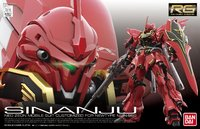 RG 1/144 MSN-06S Sinanju - Model Kit