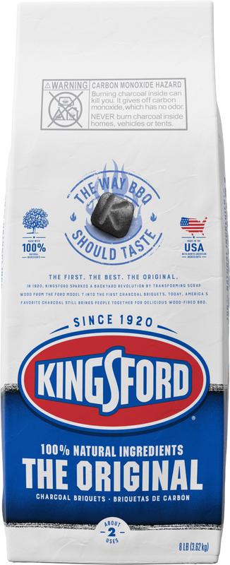 Kingsford *The Original* Charcoal Briquettes (3.62KG)
