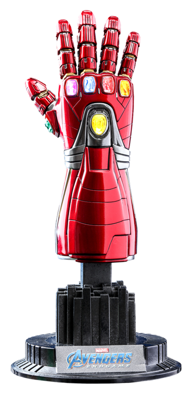 Avengers: Endgame - Nano Gauntlet - 1:4 Scale Replica