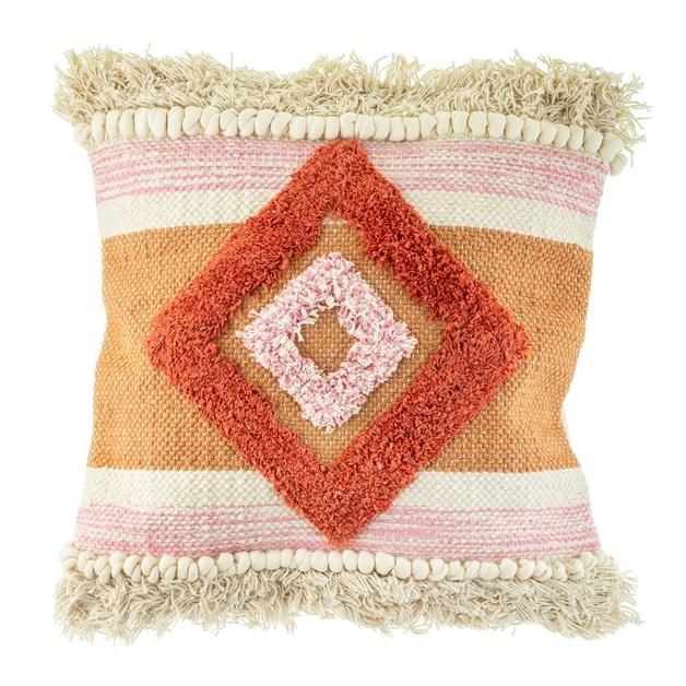 Sass & Belle: Nevada Tufted Diamond Cushion
